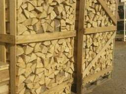 Дрова We sell firewood of natural moisture and dry.