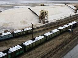 Vákum só. Só. étkezési sónál. Sikósságmentesítők. útszóró só - фото 2