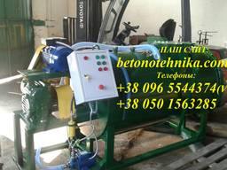 Berendezéseket gyártunk ömlesztett habbeton gyártásához