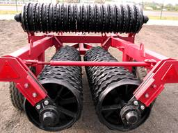 Compacting preseeding roller - photo 4