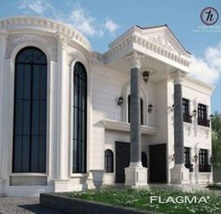 Дом мечты в стиле современного модерна или готики