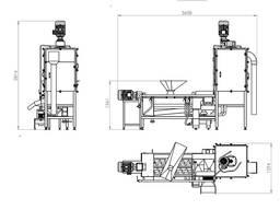 Grain washing, hulling and separating machine Ladia DR - фото 3