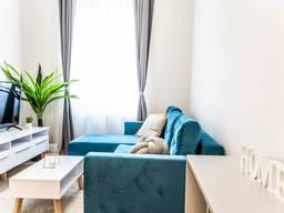 Квартира площадью 62 кв. м. , состоящая из 3-х комнат.