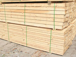 Beam - sawn timber, dry beam