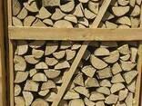 Продаём дрова колотые, лучину для розжига, пеллеты, брикеты. - photo 1
