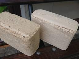 RUF brekkette - RUF briquettes