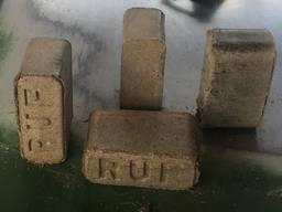 Ruf топливные брикети оптом (из Украины)