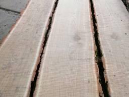 Unedged oak lumber - photo 5