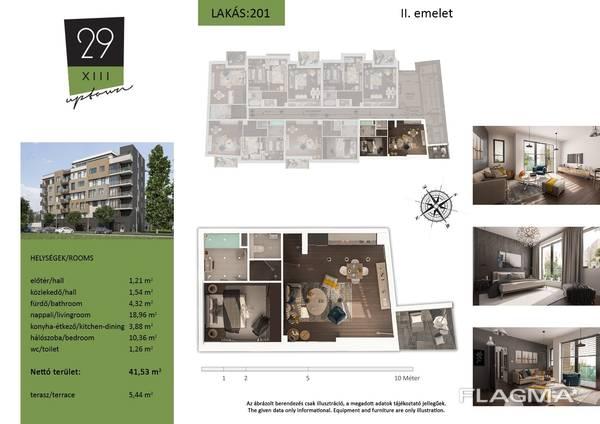 КвартираВ новом 24-ти квартирном строящемся доме.