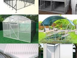 Üvegházak gyártása és értékesítése