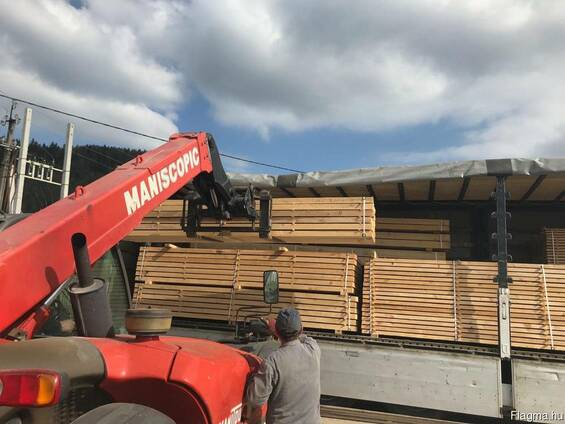 We are selling sawn timber!