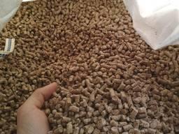Wood pellets A2